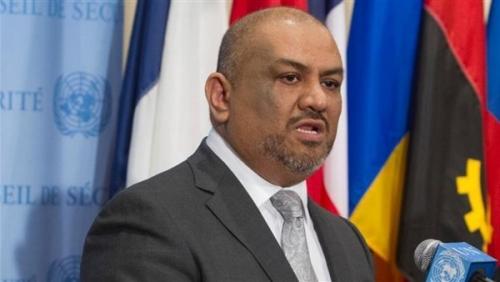 اليماني يتهم دولاً في مجلس الأمن الدولي بممارسة الابتزاز لوقف عملية تحرير الحديدة