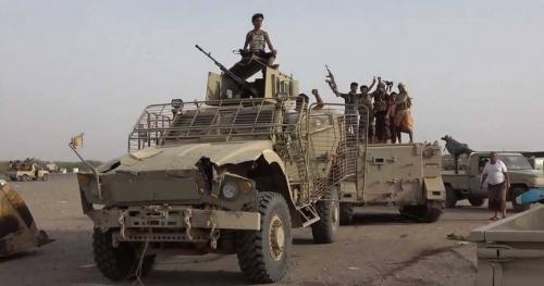القوات المشتركة تدفع بتعزيزات كبيرة إلى جبهات الساحل الغربي