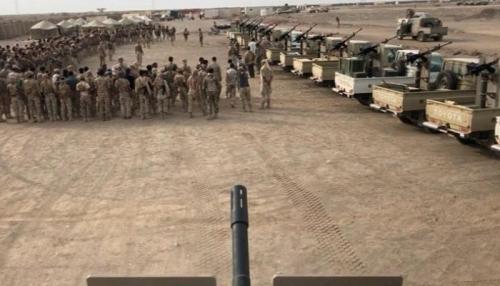 معركة الحديدة .. القوات المشتركة ترفع جاهزيتها إلى أعلى المستويات