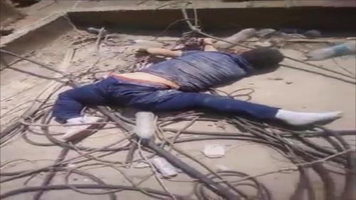 فيديو لطالب ألقى بنفسه من برج القاهرة أمام أعين المارة