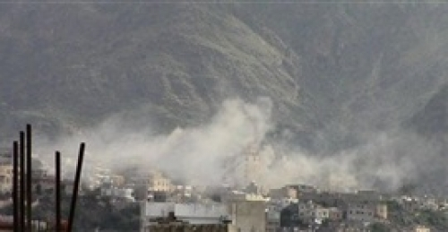 انفجار عنيف يهز شرق صنعاء