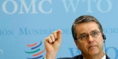 منظمة التجارة العالمية تحذر من تباطؤ عالمي إذا تصاعد النزاع التجاري