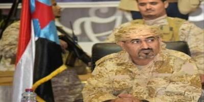 الزبيدي يعزي باستشهاد 4 من مغاوير القوات المسلحة الإماراتية