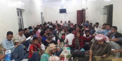 جمعية المضو الخيرية تقيم امسية رمضانية في قرية صبر بالشعيب