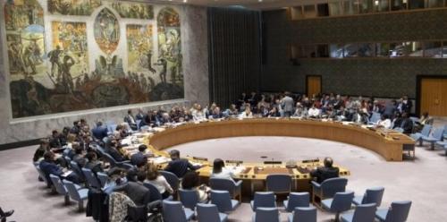 بطلب بريطاني .. مجلس الأمن الدولي يعقد اجتماعا اليوم بشأن الحديدة