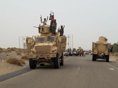 2 كيلومتر يفصلان القوات المشتركة عن مطار الحديدة