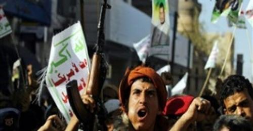 انشقاق قائد عسكري حوثي والتحاقه بالقوات الحكومية