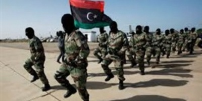 قوات الجيش الوطني الليبىي تمكنت من صد هجوم لمجموعات إرهابية تدعمها قطر