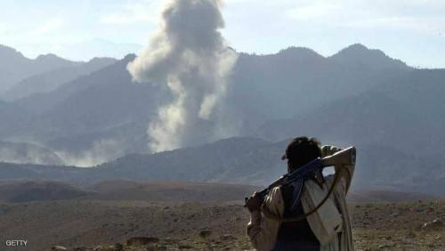 """غارة أميركية تستهدف """"صيدا ثمينا"""" بأفغانستان"""