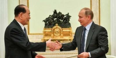 بوتن يدعو كيم لزيارة روسيا.. ويحدد الموعد
