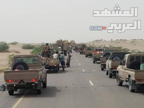 المركز الإعلامي للحكومة الشرعية يعلن السيطرة على مطار الحديدة