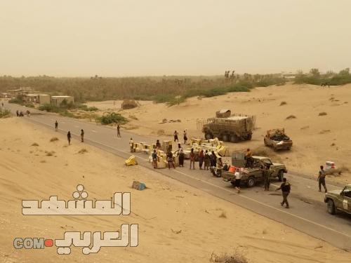 """موقع """"ذا ناشيونال """" التحالف العربي والقوات اليمنية يستوليان على مطار الحديدة من الحوثيين"""