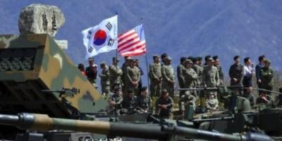 واشنطن وسول يعتزمان إعلان تعليق المناورات العسكرية الكبرى