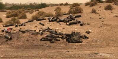 شهود عيان : عناصر مليشيا الحوثي يفرون من أرض المعركة ويبيعون أسلحتهم بأسعار زهيدة