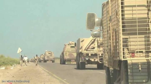 الحوثي يتكبد خسائر في محيط مطار الحديدة