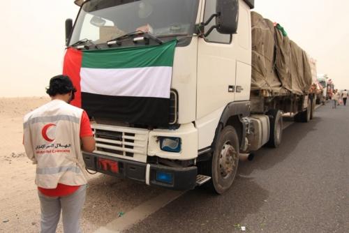 الدور الإماراتي في الحديدة.. جهد إنساني يوازي الجهد الحربي