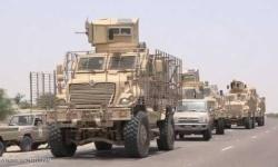 تعزيزات ضخمة للقوات المشتركة بمعركة مطار الحديدة