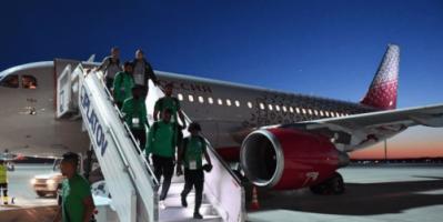 تحقيق روسي في حادث طائرة المنتخب السعودي