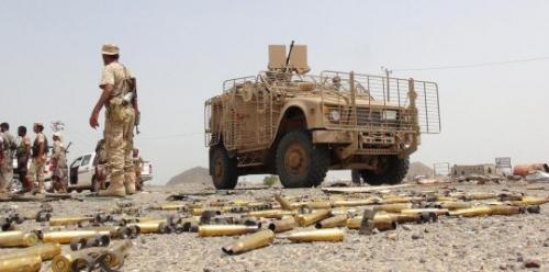 القوات المشتركة تطرد الحوثيين من قرية المنظر في الحديدة