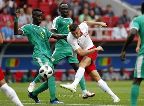 كأس العالم 2018.. السنغال ينهي الصيام الأفريقي بالانتصار على بولندا