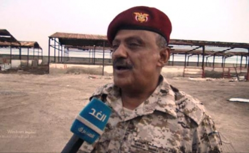 اللواء فضل حسن: الحوثيون في حالة انهزام كبيرة وتحرير مطار الحديدة يمثل نقطة تحول في المعركة