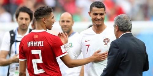 كأس العالم 2018.. منتخب المغرب يغادر كأس العالم رسميًا بعد الخسارة أمام البرتغال بهدف رونالدو