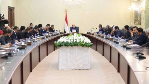 الرئيس هادي : العمليات العسكرية مستمرة وصولا لصنعاء