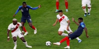 ترتيب المجموعة الثالثة في كأس العالم بعد فوز فرنسا على بيرو وتعادل أستراليا والدنمارك (صورة)