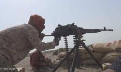 """عملية نوعية لـ"""" العمالقة الجنوبية """" تكبد الحوثيين عشرات القتلى"""