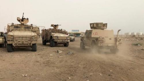 عملية تمشيط واسعة في الحديدة لمنع تسلل الحوثيين