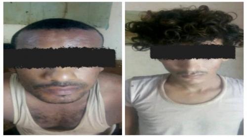 قطاع المنصورة الأمني بقيادة كمال الحالمي يلقي القبض على عصابة سرقة وترويج مخدرات بعدن