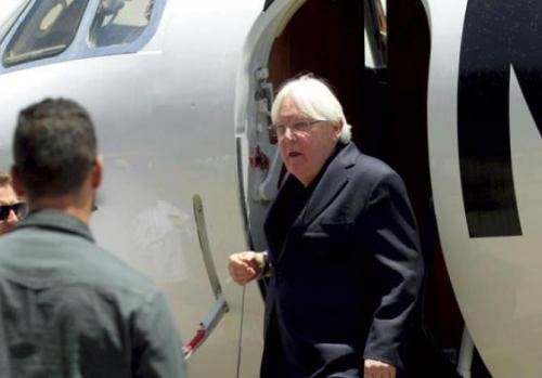 مصادر دبلوماسية تكشف عن زيارة مرتقبة للمبعوث الأممي مارتن جريفيث إلى عدن والمكلا