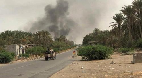 رويترز تؤكد أن القتال يقترب من وسط مدينة الحـديدة اليمنية