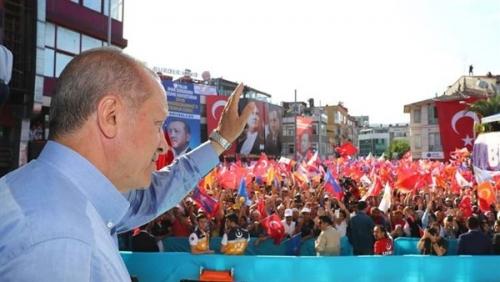 أردوغان يعتقل أنصار منافسه تزامنا مع بدء الانتخابات التركية