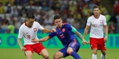 كأس العالم 2018.. كولومبيا تحيي آمال التأهل وتطيح ببولندا خارج المونديال