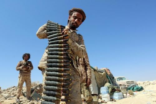 الجيش الوطني يحرر مرتفعات وادي رسيان في منطقة البرح غرب تعز