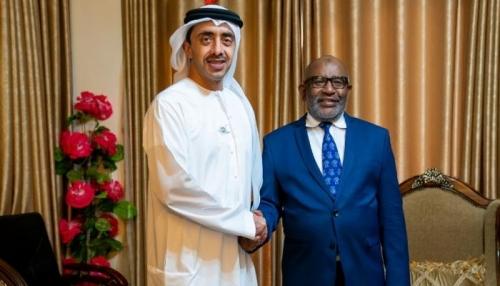 جزر القمر تؤكد دعمها للإمارات والتحالف العربي لإعادة الأمل باليمن