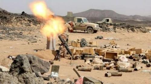 قوات الجيش الوطني تحرر مواقع جديدة شمال لحج