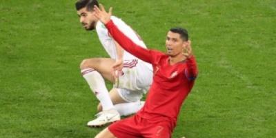كأس العالم 2018.. رونالدو يهدر ركلة جزاء للبرتغال أمام إيران