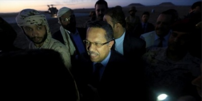 عودة بن دغر ووزراء حكومته إلى العاصمة عدن بصيف قاتل وتردٍ مريع للخدمات