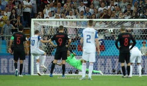 كأس العالم 2018 .. كرواتيا تحبط الظهور الأول لأيسلندا في المونديال