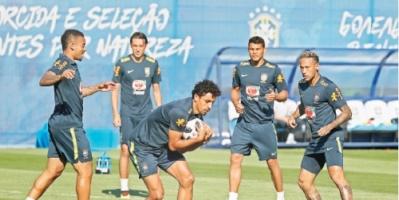 مونديال 2018: البرازيل تبحث عن التأكيد وسويسرا لمواصلة بدايتها القوية