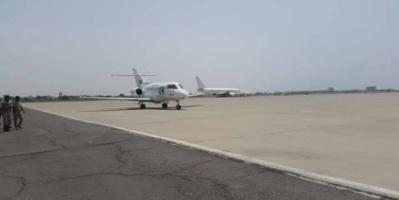 المبعوث الاممي يصل العاصمة عدن