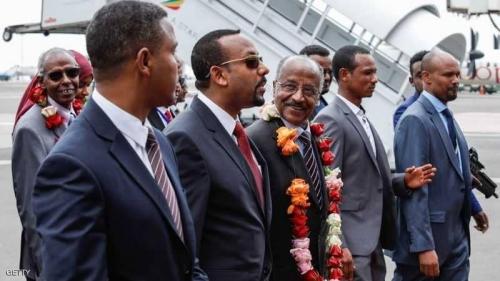 إثيوبيا وإريتريا تضعان نهاية لواحدة من أصعب أزمات أفريقيا