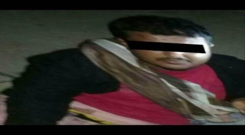 الحزام الأمني أبين : القبض على شخص أصاب آخر بطلق ناري في المحفد