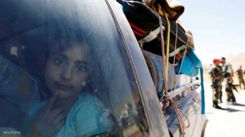 عودة المئات من اللاجئين السوريين لبلادهم من لبنان