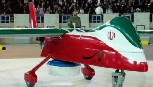إسقاط طائرة استطلاعية إيرانية الصنع جنوبي الحديدة