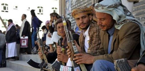الحوثيون يهرّبون 5 سجناء مُدانين بالقتل في ذمار لزجهم بمعارك الحديدة