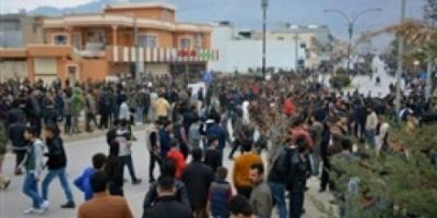 متظاهرو إيران يواصلون احتجاجاتهم لليوم الرابع على التوالي