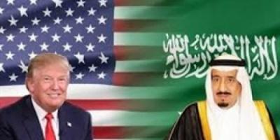 الملك سلمان وترامب يؤكدان على ضرورة المحافظة على إستقرار سوق النفط